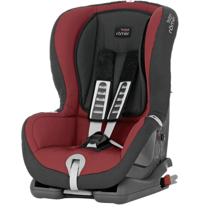 Britax DUO PLUS Chili Pepper