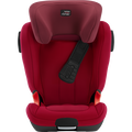 Britax KIDFIX XP SICT - Black Series Flame Red