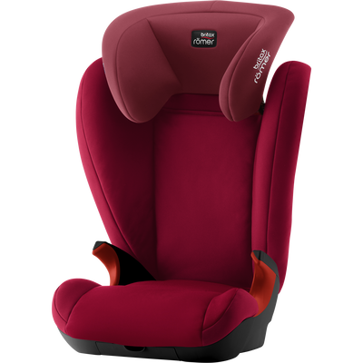Britax KID II - Black Series Flame Red