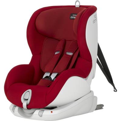 Britax TRIFIX Flame Red
