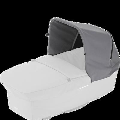 Britax Verdeck - Kinderwagenaufsatz Steel Grey