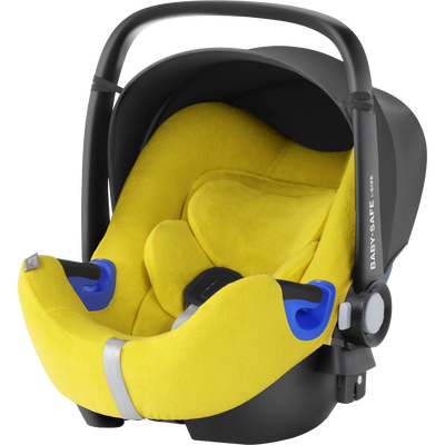 Britax Summer Cover - BABY-SAFE i-SIZE Yellow