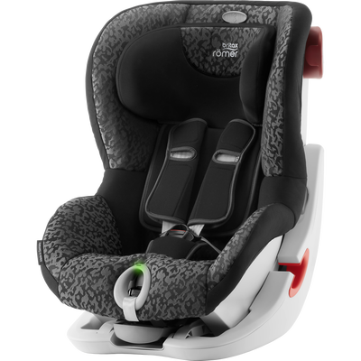 Britax KING II LS Mystic Black