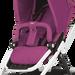 Britax Seat Unit Cool Berry