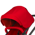 Britax Hood Flame Red