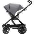 Britax BRITAX GO BIG 2 Steel Grey