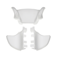 Britax Headpad Impact Insert & Rear Small Insert Set