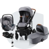 SMILE III Comfort Plus - 3 in 1 travel system